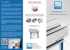 Brochure Flexfold 1.1 Italiano